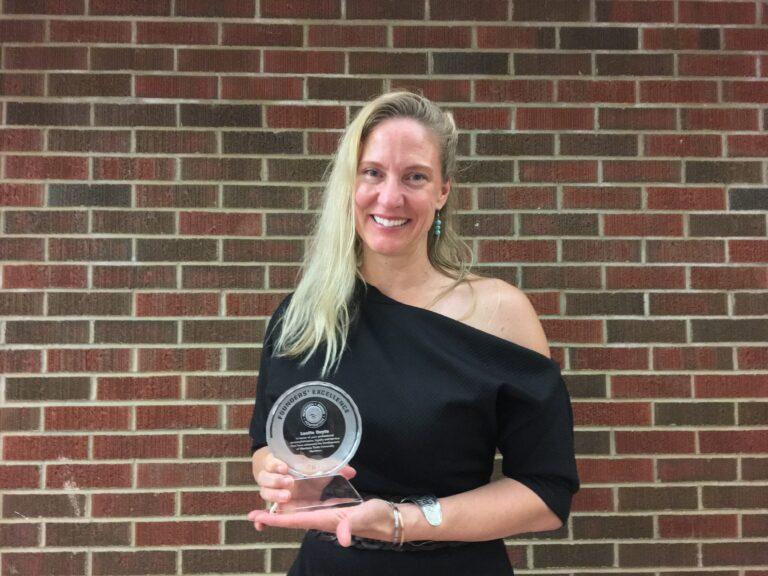 2019 Founders' Excellence Winner Leslie Ruyle